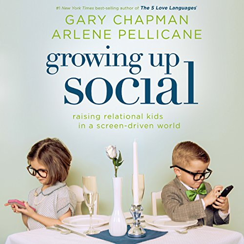 Page de couverture de Growing Up Social
