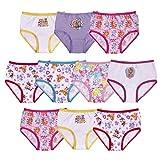 PAW PATROL Toddler Girl Panty Multipacks, Paw TG 10pk, 2T/3T