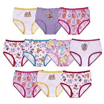 Paw Patrol Toddler Girl Panty Multipacks Paw TG 10pk 4T
