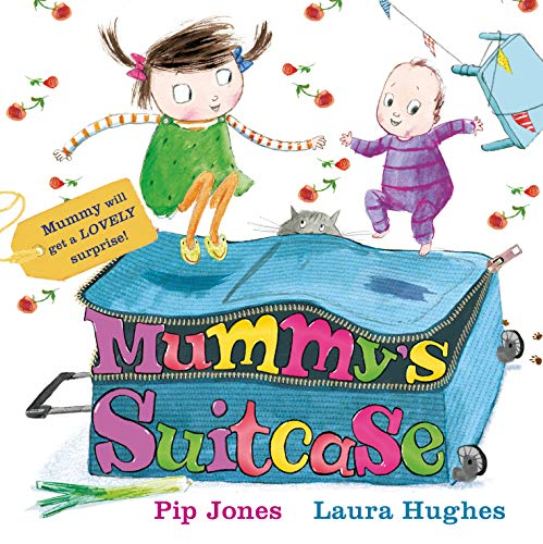 Mummy's Suitcase (A Ruby Roo Story)