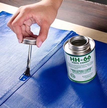 HH-66 Vinyl Cement, 1 Gallon Can by RH Products