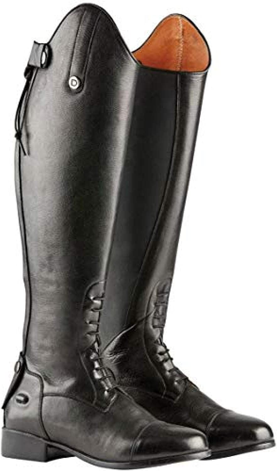 Dublin Womens Ladies Holywell Tall Leather Field Boots
