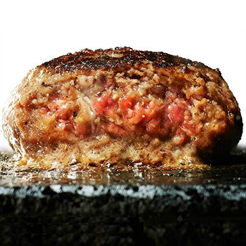 bonbori ( ぼんぼり ) 究極のひき肉で作る ハンバーグ ( 120g × 12個入り ソース無し / 牛肉100% / プレーン ) 無添加 / 冷凍 / レトルト / ギフト