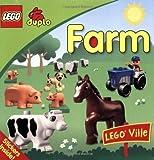 LEGO DUPLO: Farm (Lego Ville) by DK Publishing (April 20, 2009) Paperback