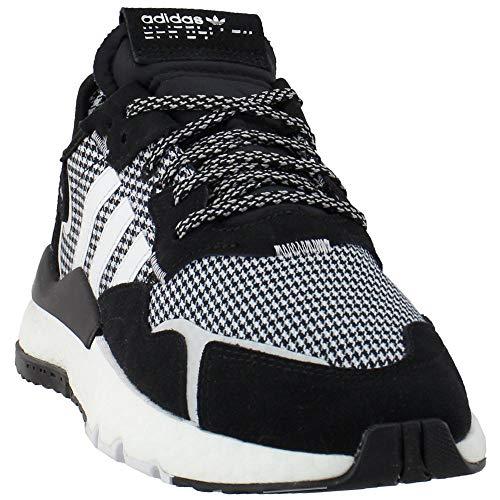 adidas Originals Nite Jogger W - Zapatillas deportivas para mujer, Negro , 40 EU
