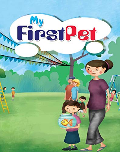 MY FIRST PET: Picture book (English Edition)