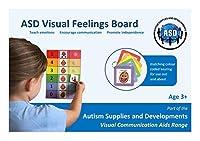 [Autism Supplies]Autism Supplies And Developments PECS Feelings Board ASD5016 [並行輸入品]