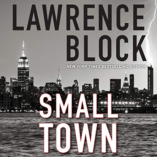 Small Town audiobook cover art