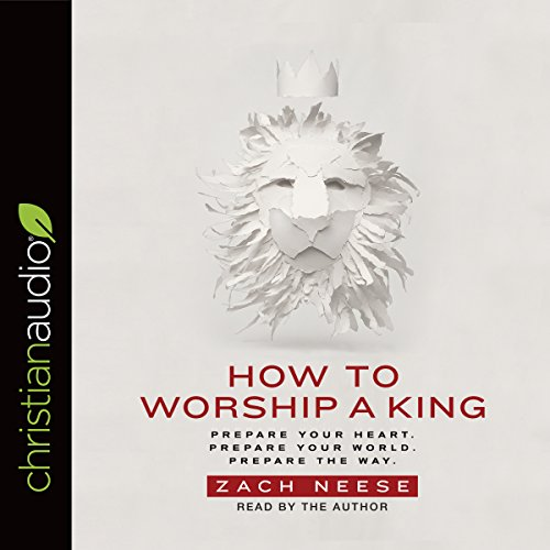 How to Worship a King audiobook cover art