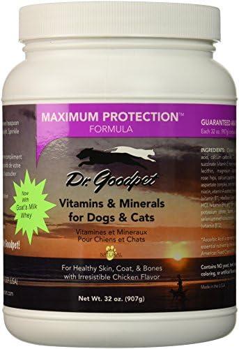 Dr Goodpet Maximum Protection Formula Delicious Premium Quality All Natural Multi Vitamin Mineral product image