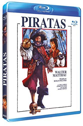 Piratas BD 1986 Pirates [Blu-Ray] [Import]