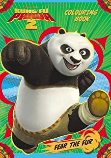 Kung Fu Panda 2: Colouring Book by Dreamworks Animation (2011-05-26)