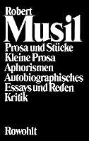 Gesammelte Werke: Band 2: Prosa und Stuecke - Kleine Prosa - Aphorismen - Autobiographisches - Essays und Reden - Kritik