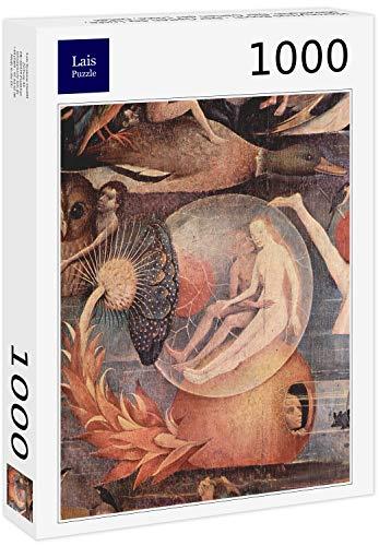 Lais Puzzle Hieronymus Bosch - Il Giardino delle delizie, Pannello Centrale: Il Giardino delle delizie, Dettaglio 1000 Pezzi