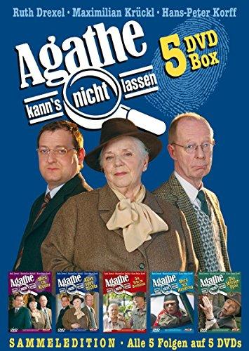 Agathe kann's nicht lassen - Sammel Edition (5 DVDs)