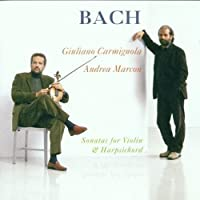 Bach: Sonatas for Violin & Harpsicord by J. S. BACH