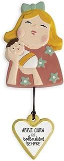 EGAN Formella Destino Le Chicche in Ceramica con Magnete da Appendere cm H 6x10