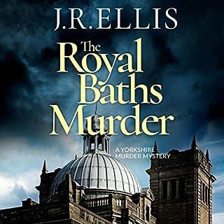 The Royal Baths Murder cover art
