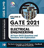 GATE 2021 Electrical Previous Year Solution Volume 02