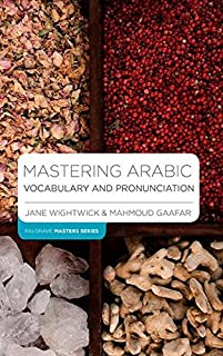 Mastering Arabic Vocabulary and Pronunciation (Macmillan Master Series (Languages))