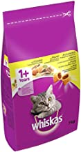 Whiskas 1+ Complete Dry Cat Food with Chicken, 7 kg