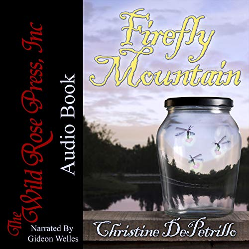 Firefly Mountain audiobook cover art