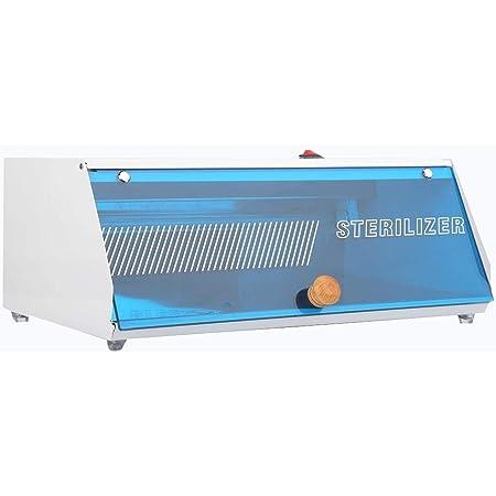Sterilizzatore a Calore Secco con Timer Armadio di Sterilizzante a Luce per Alte Temperature KKTECT Armadio per Sterilizzatore 12L Scaldasalviette per Parrucchiere Spa Beauty