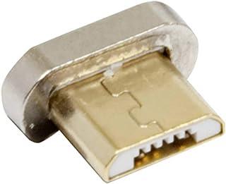 RealPower magnetisk mikro-USB-adapter mobil, magnetisk mikro-USB-adapter för RealPower magnetkabelserien, för HTC, Huawei,...