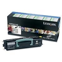 Lexmark - Black - original - toner cartridge LCCP - for X203n, 204n