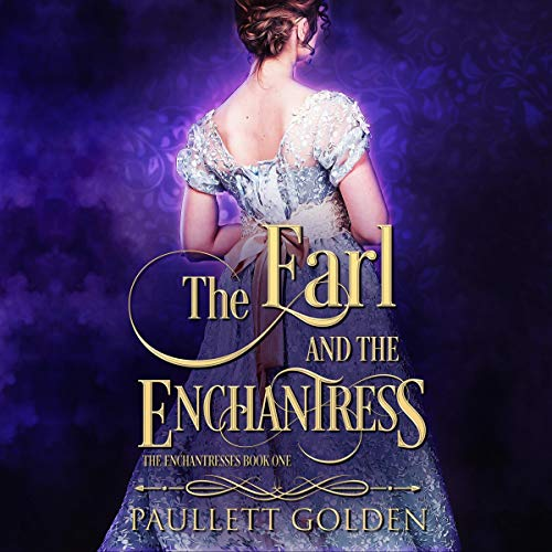 The Earl and the Enchantress audiobook cover art
