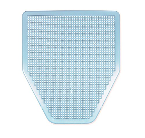 Urinal Mat, 6 Mats Per Case, Grey