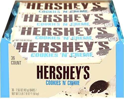 Hershey's Cookies and Cream Bars