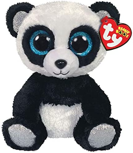 TY Bamboo Panda Beanie BOOS product image