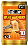 HOTHANDS Hand Warmers - 5 Pairs - 10 hours of heat - Air