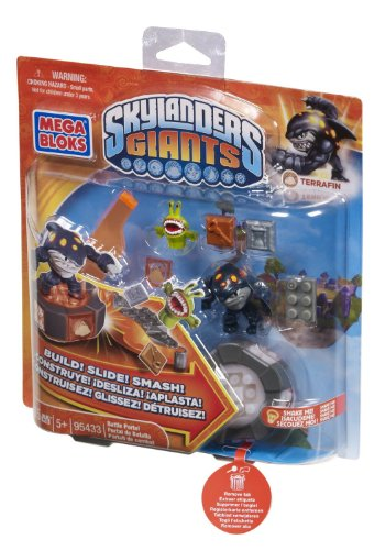 Avanquest Software - One Way Skylanders - Set Portale di Combattimento Terrafin da Costruire