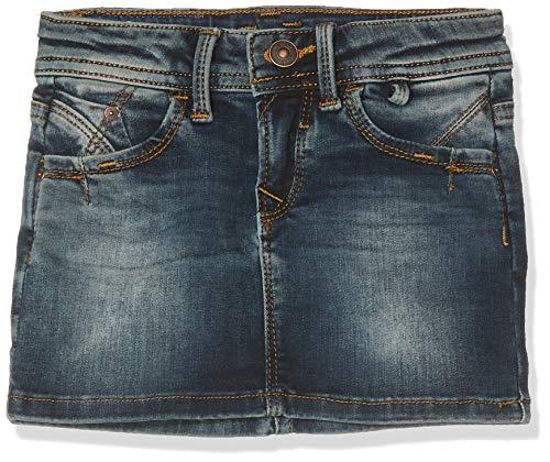 LTB Jeans Adrea G Falda, Azul (Nome Wash 51895), 116 (Talla del Fabricante: 6) para Niñas