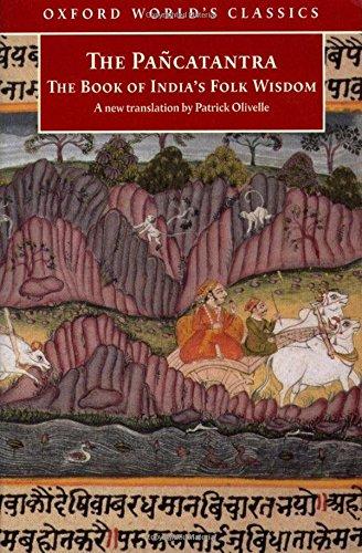Pancatantra: The Book of India's Folk Wisdom (Oxford...