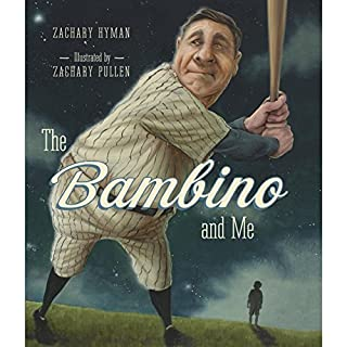 The Bambino and Me audiobook cover art