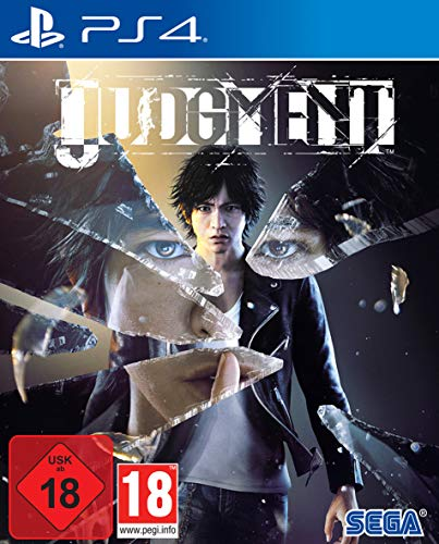 Judgment - PlayStation 4 [Importación alemana]