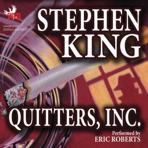 Quitters, Inc. audiobook cover art
