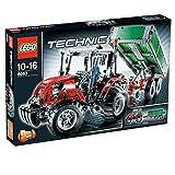 LEGO Technic 8063: Set Trattore con Rimorchio