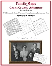 Family Maps of Grant County, Arkansas