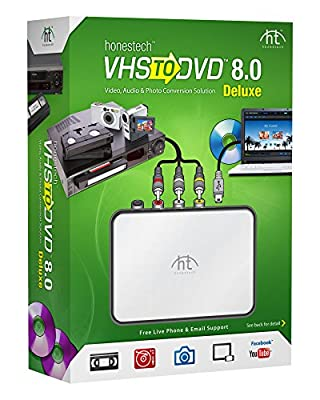 VIDBOX VHS to DVD 8.0 Deluxe from VIDBOX