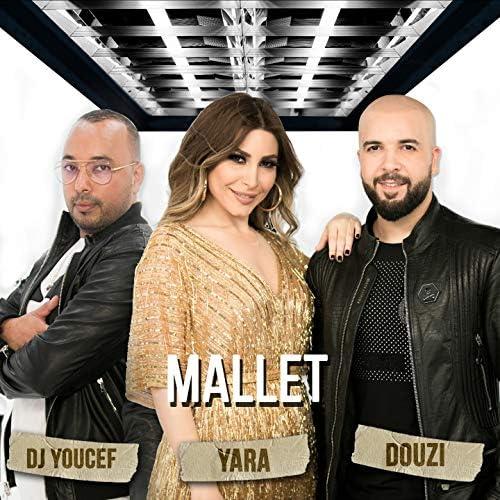 Yara, Douzi & DJ Youcef