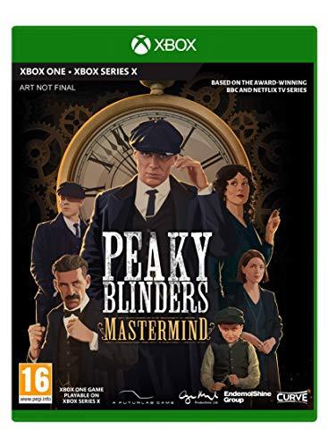 Peaky Blinders: Mastermin