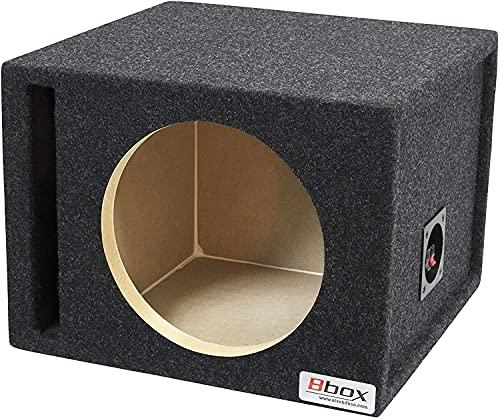 BBox E10SV Single 10' Vented Carpeted Subwoofer Enclosure