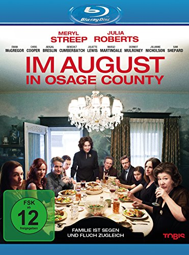 Im August in Osage County [Blu-ray]