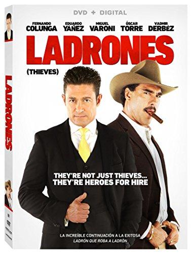 Ladrones [Edizione: Stati Uniti] [Italia] [DVD]