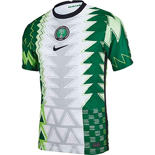 Nigeria Stadium Home Men's Jersey 20-21 (M)