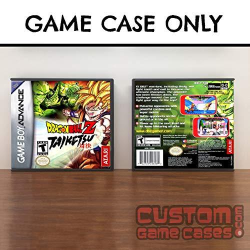 Gameboy Advance Dragon Ball Z: Taiketsu - Case